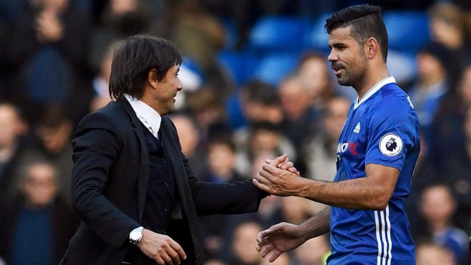 Conte berhasil mendapatkan hati para pemain Chelsea